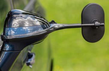 EMUK 100169 Caravanspiegel, 2 Stück