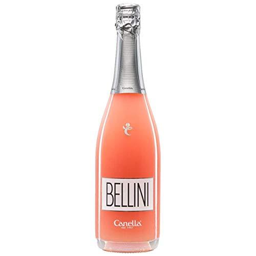 BELLINI 75 CL VINO Y BASE DE PESCA BLANCA