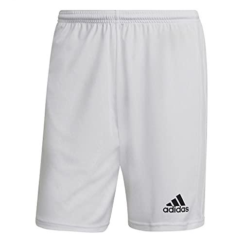 adidas GN5774 Squad 21 SHO Shorts Mens White/White M