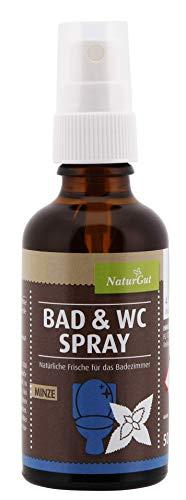 BAD & WC-SPRAY MINZE Frisches Örtchen 50 ml Duftspray Raumspray