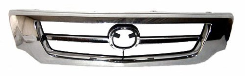 OE Replacement Mazda Pickup Grille Assembly (Partslink Number MA1200167)