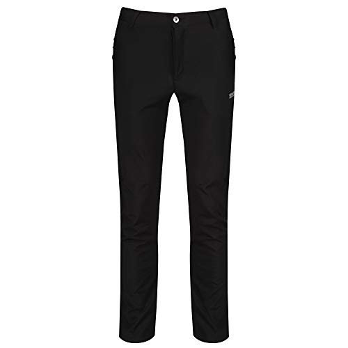 Regatta Geo II Pantalon Homme, Noir, FR : XL (Taille Fabricant : 40\
