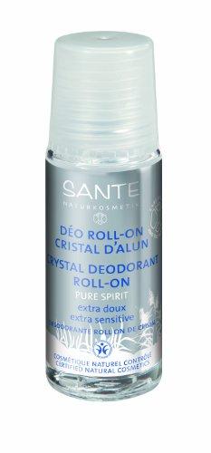 Sante Naturkosmetik Desodorante Mineral Pure Spirit Roll-On 50Ml. 50 ml