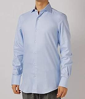 Finamore(フィナモレ) シャツ メンズ MILANO カッタウェイシャツ ZANTE-840566 [並行輸入品]