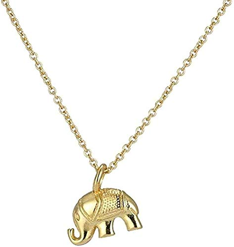 niuziyanfa Co.,ltd Necklace Beautiful Elephant Necklace & Pendant Jewelry Statement Necklace for Women Necklace Pendant Chain for Women Men