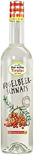 Tiroler Kräuterdestillerie - Vogelbeer Schnaps (1 x 1,00 l)