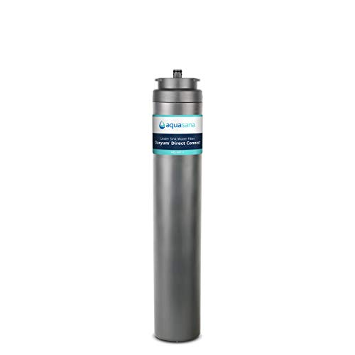 Aquasana Under Sink Water Filter Replacement - Claryum Direct Connect Under...