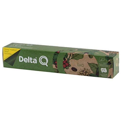 Delta Q - Bio - 10 Cápsulas - Pack 12 (120 cápsulas)
