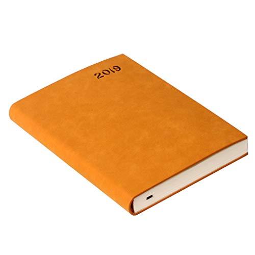CAIM Notitieboek 2019 Plan efficiëntie jaar tijdschema kalender plannen dagboek notitieboek schrijfwaren notitieboek tijdmanagement schrijfwaren