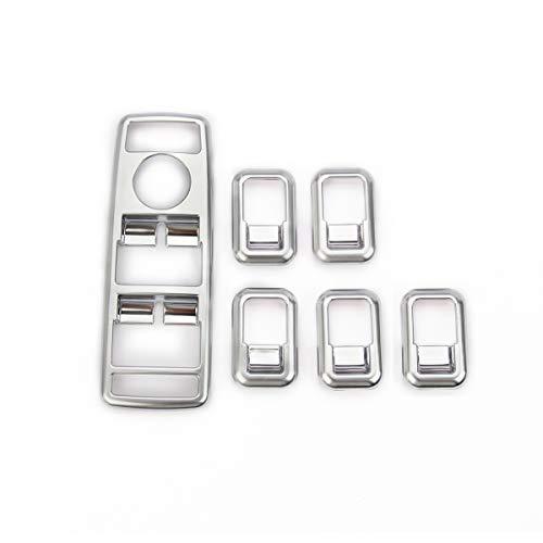 Fransande - 6 piezas para Mercedes GLS (cromado)