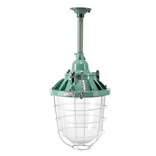 E27 Hallenleuchte Fabriklampen,LED Hallenstrahler Industrie Kronleuchter, LED High Bay Licht, Feuchtigkeitsbeständig, Explosionsgeschützt, Hallenbeleuchtung, Industriebeleuchtung Werkstattlampe ,400W