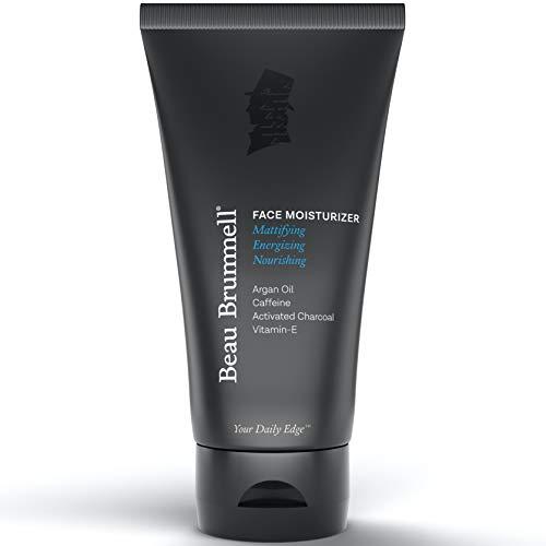 Beau Brummell For Men Energizing Daily Facial Moisturizer, For All Skin Types - 4 fl. Oz. by Beau Brummell