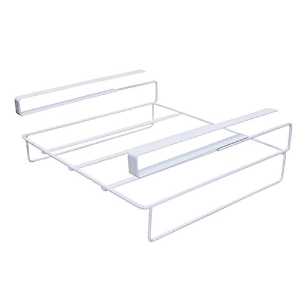 Under Shelf Basket DULPLAY, Under shelf table storage,Deep Space saver Metal design Simple houseware Under shelves Organizer basket Bronze-A 10x10x4inch(26.5x26x10cm)