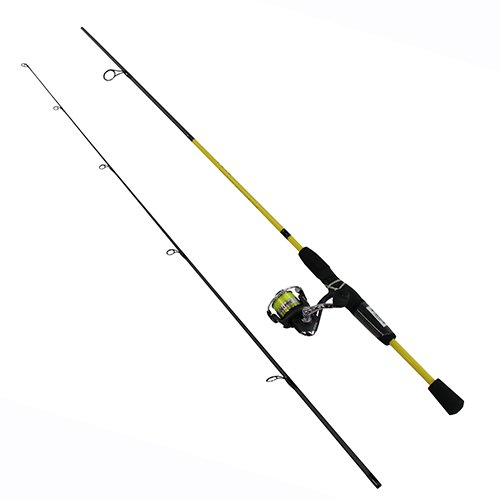 Lew's Fishing Mr Crappie Slab Shaker Spin Combo SS7570-2 Combos
