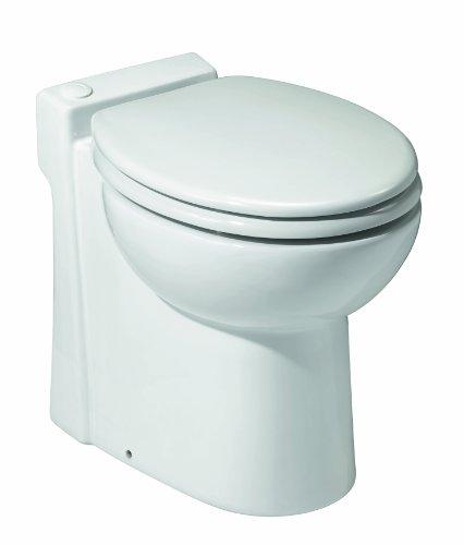 Sanipro TURBOFLUSH - Turboflush WC turbo compacto moler...