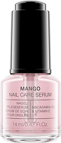 Spa Mango Nail Serum - Nagelhautpflege / Nagelhautserum mit Macadamiaöl, bei trockener und rissiger Nagelhaut, 14 ml