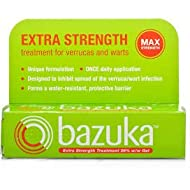 Bazuka Extra Strength Treatment Gel 6g **3 PACK DEAL Unique formulation Once daily application Forms a water resistant, protective barrier