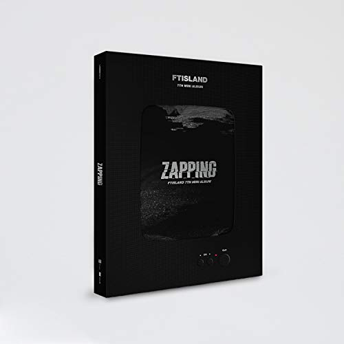 [Album]Zapping:7th Mini Album – FTISLAND[FLAC + MP3]