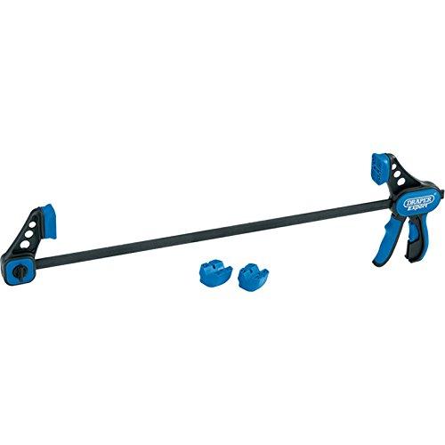 Elite Choix Draper Xs17–02375 Expert double action rapide Clamp 450 mm (1) – min 3yr Garantie