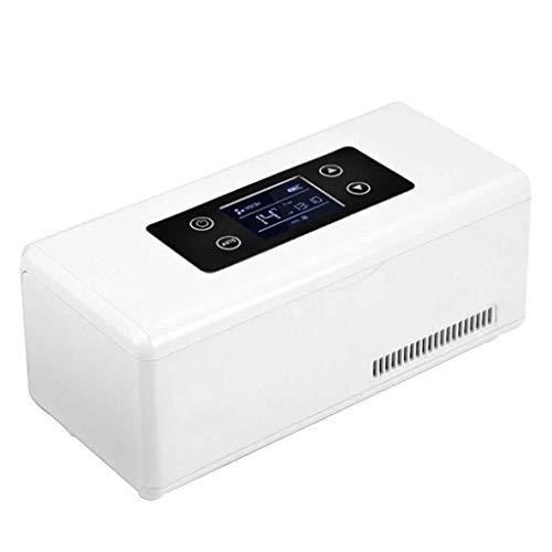 Draagbare eiland, koelbox, 2-8 °C, koelbox, medicijnbox, koeltas, reefer, car mini-koelkast