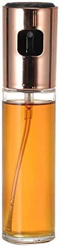 El aceite puede olivar o vinagre anti-fuga, 3pcs vinagre y dispensador de aceite ingrediente líquido dispensador de la botella de polvo a prueba de polvo para barbacoa, cocinar, asar a la parrilla, pa