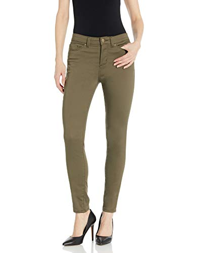 Lee Women's Sculpting Slim Fit Skinny Leg Jean, Tarmac, 8
