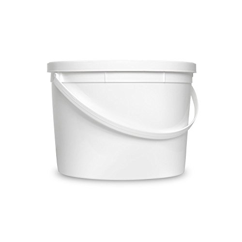 Read About Food Grade Plastic 1 Gallon Bucket - 200 Pack with Lids