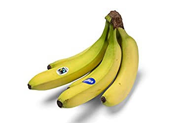 Fyffes Fairtrade Ripe & Ready Bananas, Pack of 5