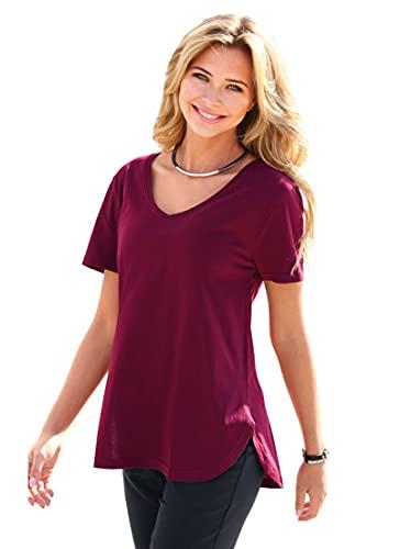 VENCA Camiseta bajo Redondeado Mujer - 015565