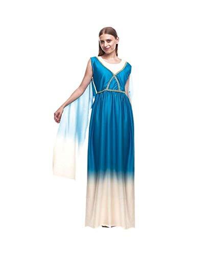 Disfraz Diosa Griega Mujer Romana【Tallas S a L】Talla S V