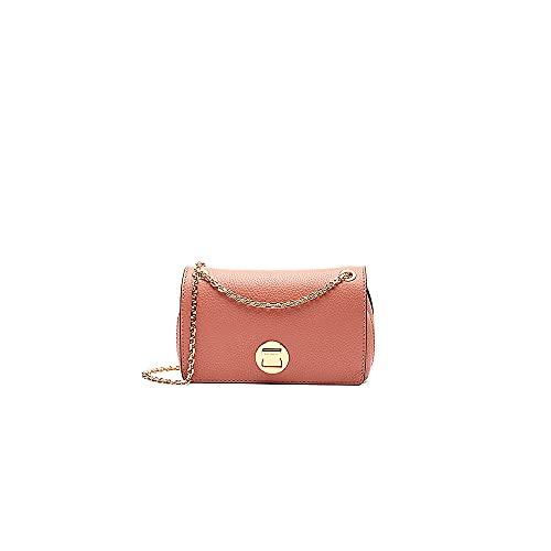 Coccinelle Liya - Bolso mini con andador rosa E1HD055P601P21 Rosa Size: Talla única