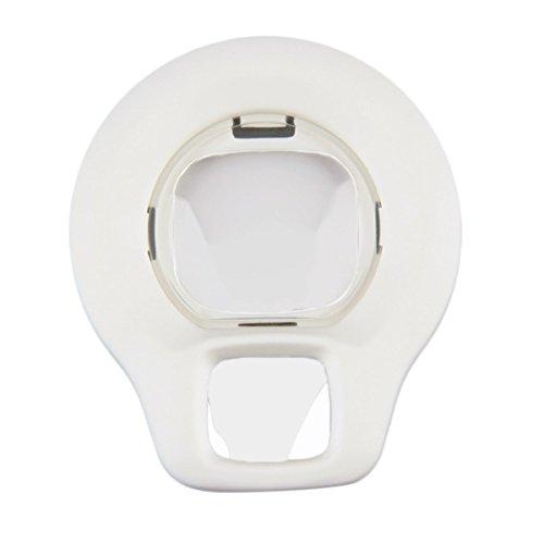 MASUNN Close-Up Lente Girevole Specchio Autoritratto per Fuji Instax Mini 8 Camera-Bianco