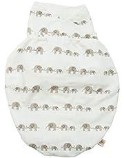 Ergobaby original swaddler, en storlek, ett paket, elefant