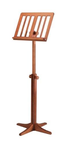 König & Meyer - Leggio con finiture in legno di ciliegio
