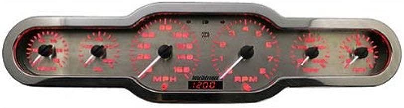 Intellitronix Corp Cutlass 78-88 LED Digital Gauge Panel Red