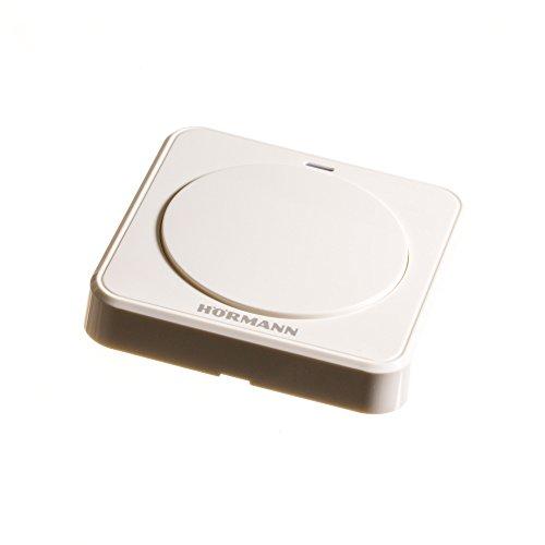 Hörmann FIT 1 BS Funk-Taster Unterputz 868 MHz BS - BiSecur Sender UP - Smart Home Taster