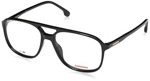 CARRERA Brillengestelle 176-807-54 Rechteckig Brillengestelle 54, Schwarz
