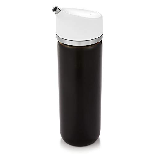 OXO Good Grips Precision Pour Glass Oil Dispenser - 12 oz,Clear,12 oz - Oil Dispenser