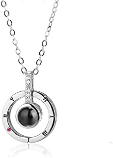 Necklace for Women - Circular shape