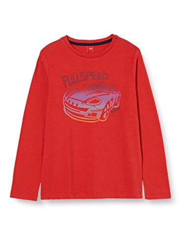 s.Oliver Junior Jungen 404.11.899.12.130.2043718 T-Shirt, 3180, 92/98/REG