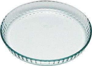Dajar Pyrex Tarteform, Glas, Transparent, 28x28x3.5 cm, 1.4 L, 1 Einheiten