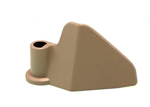Unold 6841572 / 6845672 Keramik-Knethaken für 68456 Brotbackautomat, Backmeister