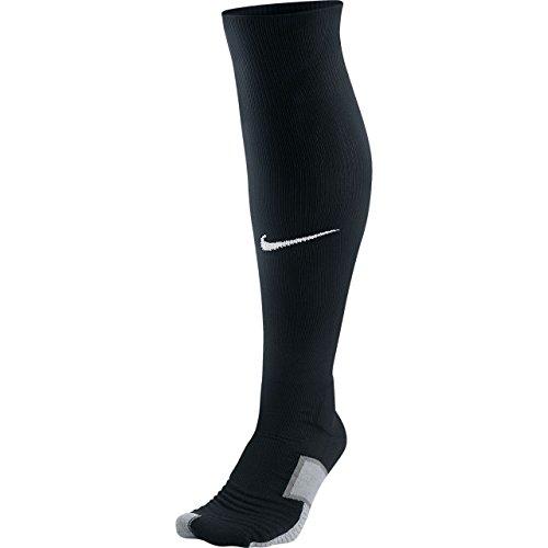 Nike Knee High Elite Match Fit Football OTC, Black/Wolf Grey/White, M
