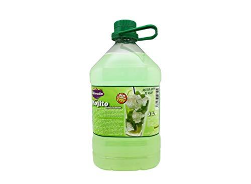 Mojito sin alcohol garrafa 3 litros