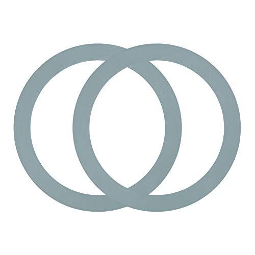 (2 Pack) Blender Gasket Seals for Oster and Osterizer Blender Models, Premium Oster Blender Replacement Parts