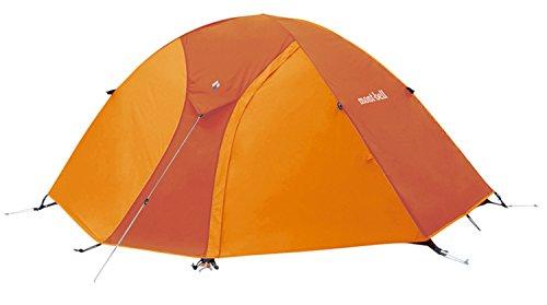 モンベル(mont-bell) テント クロノスドーム2型 [2人用] ゴールデンオレンジ 1122491-GDOG