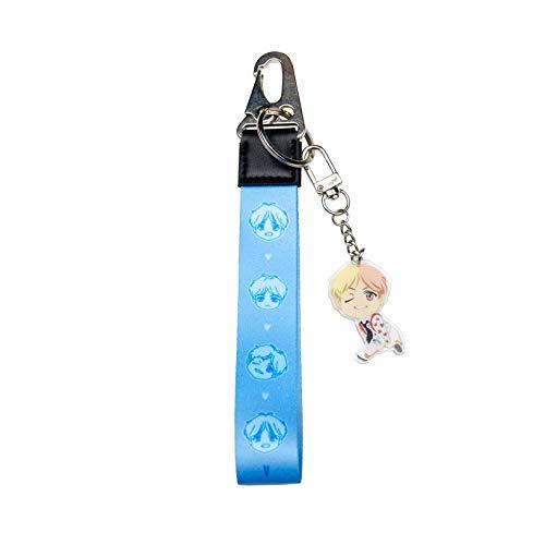 BTS Character Strap Keychain (Keychain_V)
