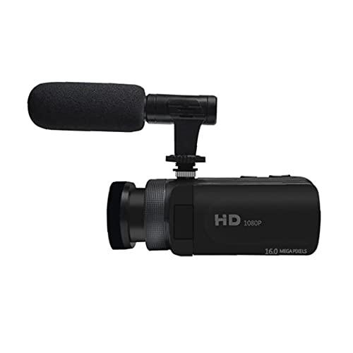 Tuimiyisou Videocamera Webcam HD 1080P Videocamera Digitale 1600 Pixel Conveniente e Non facile da rompere fotocamera con microfono Standard