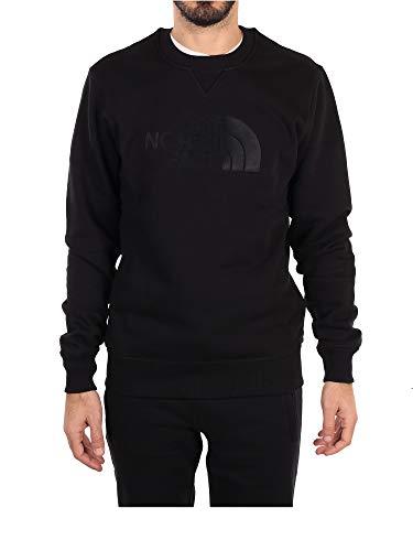 North Face Herren NF0A4SVRJK31. L Sweatshirt, Negro, M