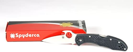 Spyderco Delica4 C11PGYW Knife